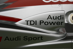 Close Up Detail of Audi R10 TDI