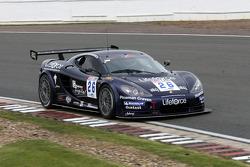 #26 Team Berlanga Ascari KZ1 GT3: Martin Rich, Andrew Thompson