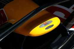 RedBull RB4 front wing detail