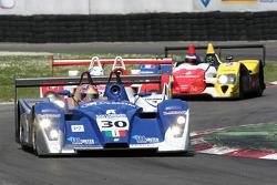 #30 Racing Box Lucchini - Judd: Marco Didaio, Marco Savoldi, Filippo Francioni