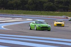 Aston Martin March testing