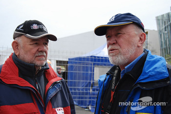 Tatra Team: Milan Loprais and Karel Loprais