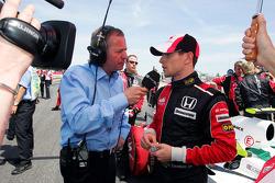 Martin Brundle interviews Anthony Davidson