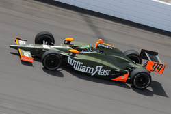 Townsend Bell in an interesting color scheme