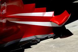 Scuderia Ferrari, F2008 , Barge board Detail