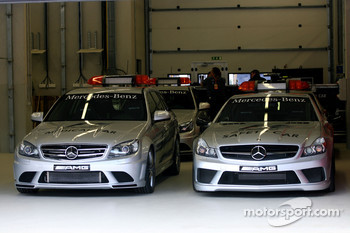Medical and safety cars