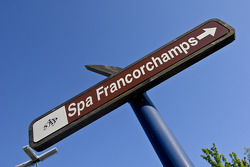 Spa-Francorchamps scenery