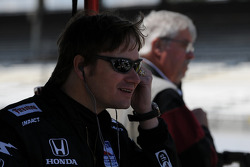 It's nice to see the 1996 Indy 500 winner Buddy Lazier back