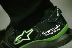 Kawasaki Racing shoe
