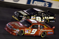Kasey Kahne and Mark Martin
