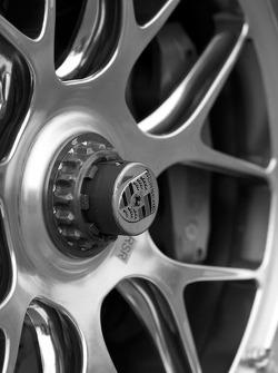 Manthey Racing Porsche 911 GT3 detail