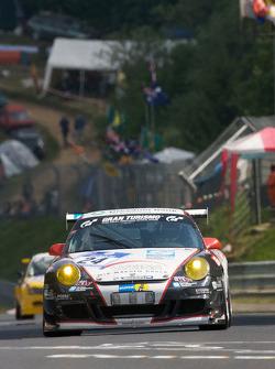 #24 Wochenspiegel Team Manthey Porsche 911 GT3: Georg Weiss, Peter-Paul Pietsch, Michael Jacobs, Dieter Schornstein
