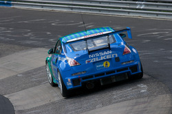 #85 Falken Motorsports Nissan Z33: Peter Dumbreck, Dirk Schoysman, Tetsuya Tanaka, Kazuki Hoshino