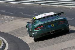 #6 Aston Martin DBRS 9: Robert Lechner, Stephan Mücke
