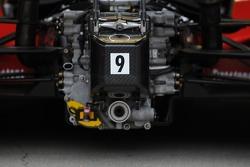 Scott Dixon's gearbox