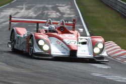Romain Dumas at Hatzenbach on the legendary Nordschleife
