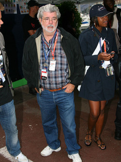 George Lucas, Director of the Star Wars movies