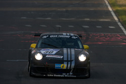 #30 Porsche 997 GT3 Cup: Stefan Kohlstrung, Nicolai Wahl, Wolfgang Drabiniok, Klaus Elm