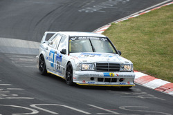 #94 Mercedes 190 Evo II: Ernst Sinowzik;Thorsten Stadler;Andre Krumbach;Sebastian Sauerbrei