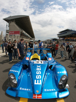 Team Essex Porsche RS Spyder