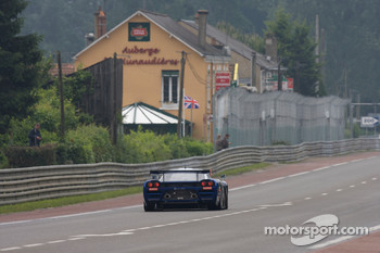 #50 Larbre Competition Saleen S7R: Christophe Bouchut, Patrick Bornhauser, David Halliday