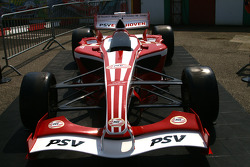 PSV Eindhoven Superleague rolling chassis