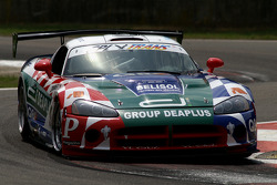 #9 AD Sport Dodge Viper Competition Coupe: Koen Wauters, Patrick Schreurs