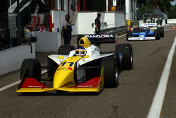Walter Colacino Scuderia Grifo Corse G-Force Indy Chevy 3.5 V8
