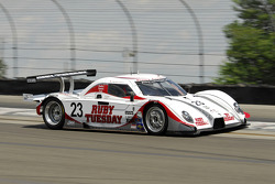 #23 Alex Job Racing Porsche Crawford: Bill Auberlen, Joey Hand