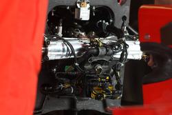 Scuderia Ferrari, F2008 nose