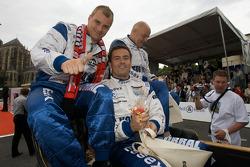 Casper Elgaard, Sascha Maassen and John Nielsen