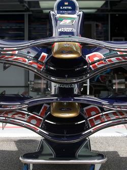 Scuderia Toro Rosso bodywork parts