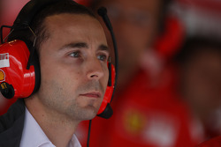 Nicolas Todt, Manager of Felipe Massa