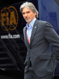 Damon Hill, BRDC