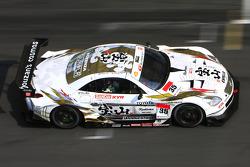 Peter Dumbreck and Tatsuya Kataoka, Toyota Team Kraft