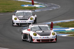 #61 Prospeed Competition Porsche 911 GT3 RS: Emmanuel Collard, Richard Westbrook