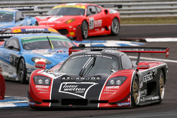 #104 GTO Charouz Racing Mosler MT 900: Kenneth Heyer, Stepan Vojtech