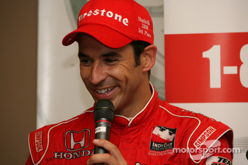 Post-race press conference: Helio Castroneves