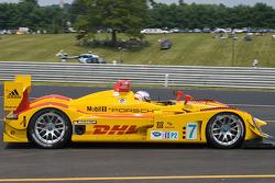 #7 Penske Racing, Porsche RS Spyder: Romain Dumas, Timo Bernhard
