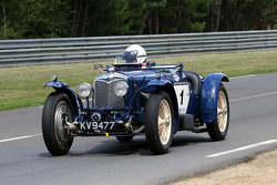 #1 Riley MPH 1500 1934: Margaret Diffey, Barry Cannell