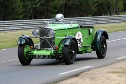 #28 Tabot 105 Bgh 21 1935: Julian Bronson, Gareth Burnett