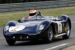 #7 Maserati 250 Si 1956: Marc Devis