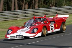 #27 Ferrari 512 S 1970: Olivier Cazalieres