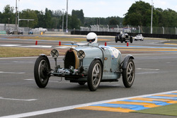 #54 Bugatti 35 1925: Arnaud Graignic, Luc Slijpen