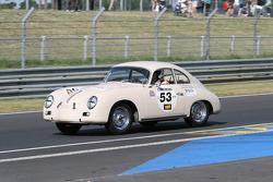 #53 Porsche 356a 1956: Vincent Liesnard
