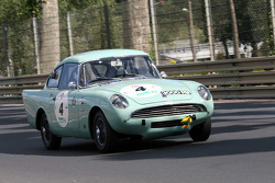 #4 Sunbeam Alpine 1961: David Homas, Colin Read