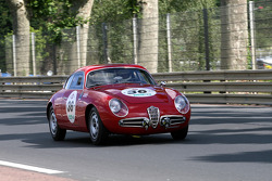 #36 Alfa Romeo Svz 1957: Tadakazu Kojima, Masahiro Fujino