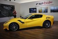 Автомобили Фото - Ferrari F12tdf, презентация