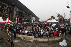 2015年上海6小时赛签名会