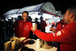 克里斯·米克,雪铁龙WRC车队